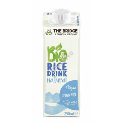 The Bridge Rizs Ital bio natúr - 250 ml