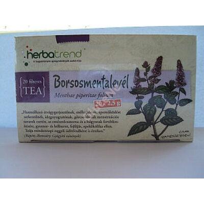 Borsosmentalevél Tea (filteres) - 20x2,5 g