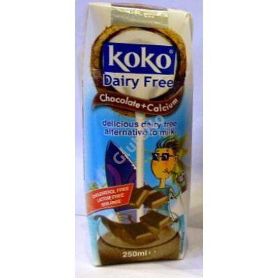 KOKO Kókusztej ital kálciummal csokis - 250 ml