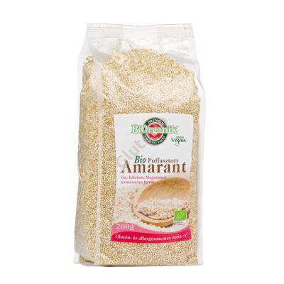 Biorganik bio Puffasztott Amaránt - 200 g