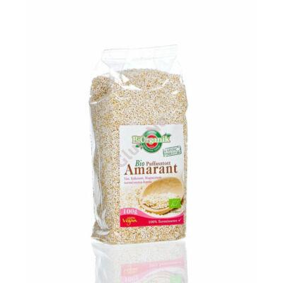 Biorganik bio Puffasztott Amaránt, Biorganik - 100 g