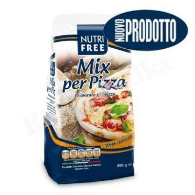 Nutri Free Mix Per Pizza (Gluténmentes Pizzaliszt) - 500 g