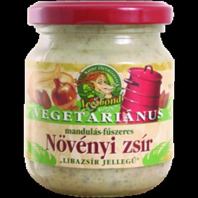 """Vegetáriánus Növényi Zsír, """"Libazsír"""" Jellegű  Vegabond - 180 G"""