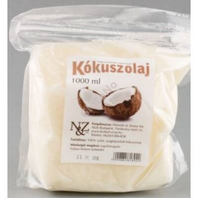 Kókuszolaj - 1000 ml