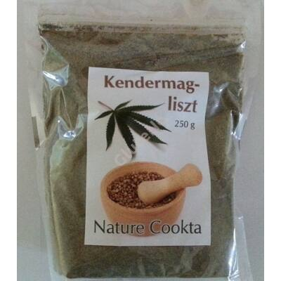 Nature Cookta Kendermagliszt - 250 g