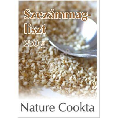 Nature Cookta Szezámmagliszt - 250 g