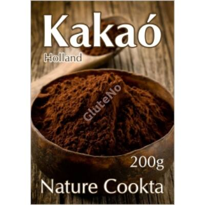 Nature Cookta Kakaópor 20-22 % - 200 g