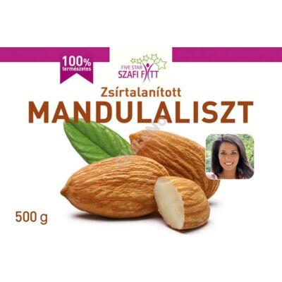 Szafi Fitt Zsírtalanított Mandulaliszt - 500 g
