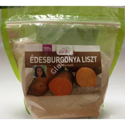 Szafi Fitt Édesburgonya Liszt (Batáta liszt) - 500 g