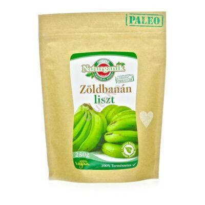 Naturganik Zöldbanán liszt - 250 g