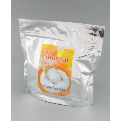 Nature Cookta Citromsav - 250 g
