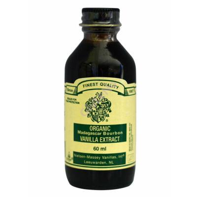 Nielsen Massey Bio Bourbon Vanília kivonat, cukormentes - 60ML