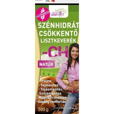 Szafi Fitt Szénhidrát csökkentő lisztkeverék - 1000 g