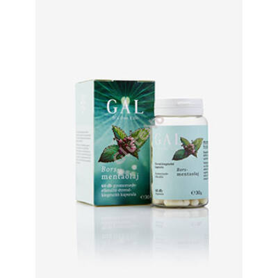 GAL Borsmentaolaj kapszula (60 db)
