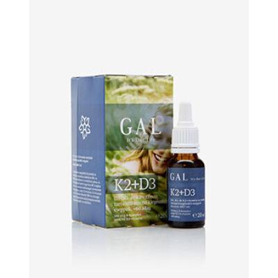GAL K2-D3 vitamin  - 20 ml (60 adag)