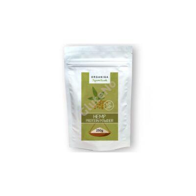 Bio, nyers Kendermag fehérje por 100 % - Organiqua - 250 g