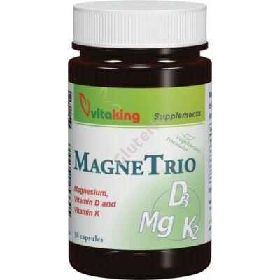 Vitaking MagneTrio (Mg,D3,K2) -30 db
