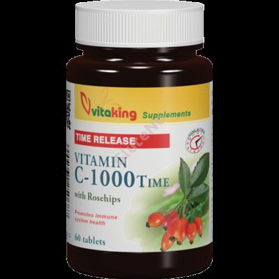 Vitaking C-Vitamin TR 1000mg tabletta - 60db