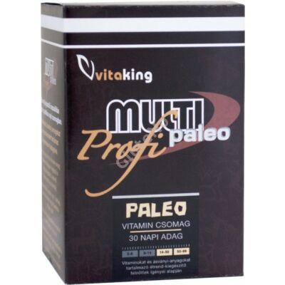 Vitaking Profi Multi Paleo Vitamincsomag - 30 napra