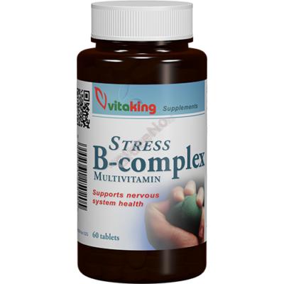 Vitaking Stressz B-komplex tabletta - 60 db