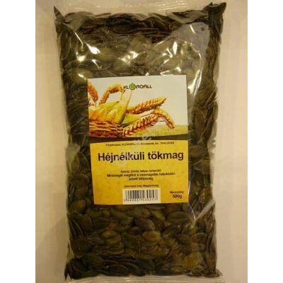 Klorofill Héjnélküli Tökmag - 500 g