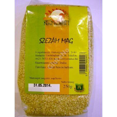 Naturbit Gluténmentes Szezámmag  - 250 g
