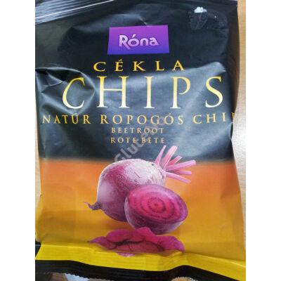 Róna Cékla chips  - 40 g