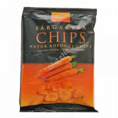 Róna Sárgarépa chips  - 40 g