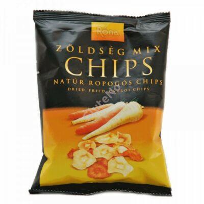 Róna Zöldségmix chips - 100 g