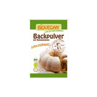 Bio Vegan Foszfátmentes Sütőpor - 4*17g