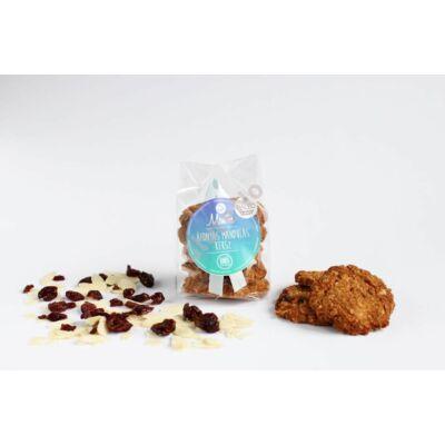 Mentes Áfonyás mandulás keksz - 80 g
