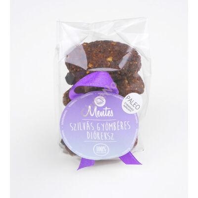 Mentes Szilvás-gyömbéres keksz - 80 g