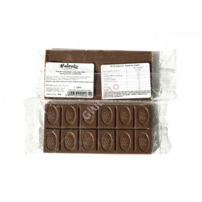 Paleolit tejcsokoládé tábla   - 80 g