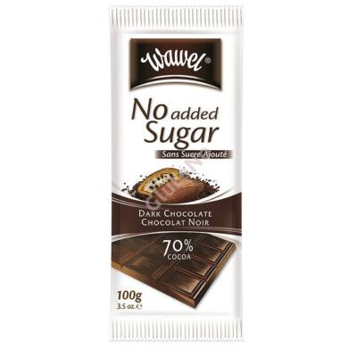 Wawel No added sugar étcsokoládé - 100 g