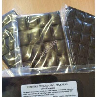 Paleolit Étcsokoládé tábla Eritrittel - 100 g