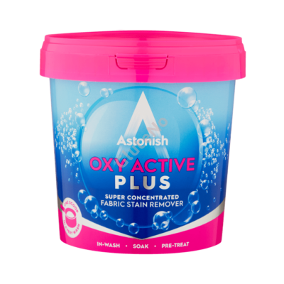 Astonish Oxy active plus mosószer - 500 g