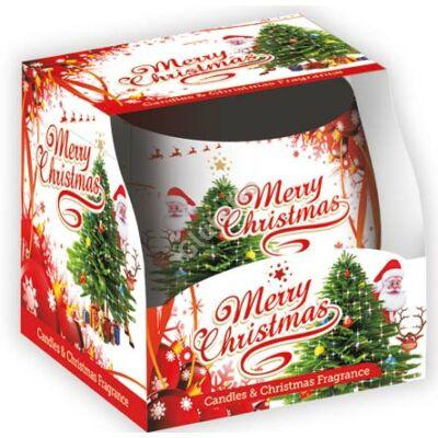 Illat gyertya karácsonyi - karácsonyi illat