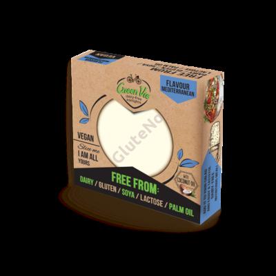 Green Vie  mediterrán feta vegán sajt, gluténmentes - 250 g