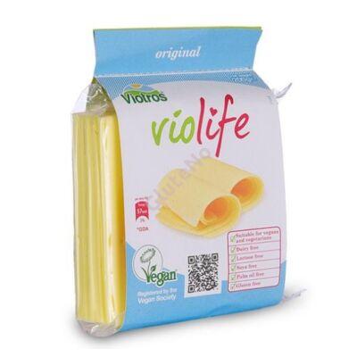 Violife növényi sajt, Natúr, szeletelt - 200 g