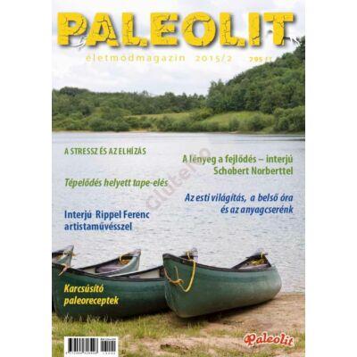 Paleolit Életmód magazin 2015/2