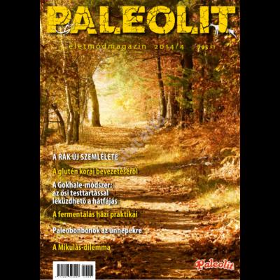 Paleolit Életmód magazin 2014/4