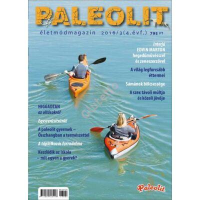 Paleolit Életmód magazin 2016/3