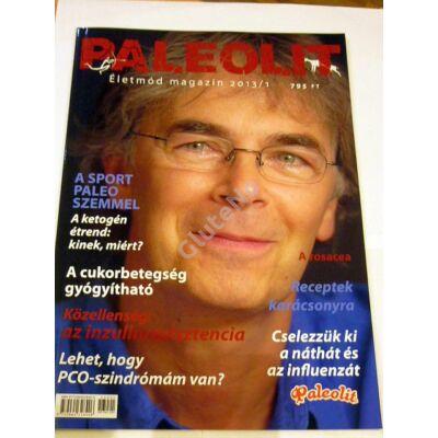 Paleolit Életmód magazin 2013/1