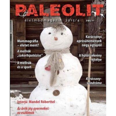 Paleolit Életmód magazin 2015/4