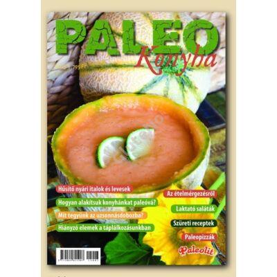 Paleo Konyha 2015/3 Gasztro magazin