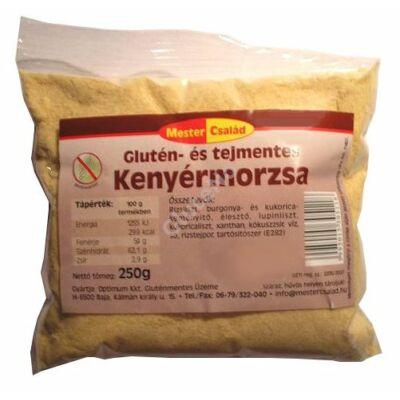 Mester Család Gluténmentes KENYÉRMORZSA 250 g