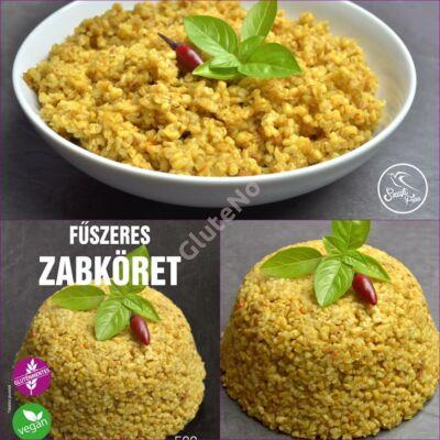Szafi Free Fűszeres, gluténmentes zabköret - 500 g